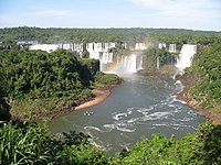 Nationalpark Iguazú
