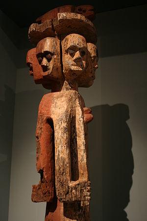 Ijaw people - Image: Ijaw statue