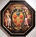 Il poppi, stemma mediceo granducale, 1580-90 ca. 01.jpg