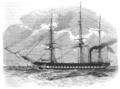 Illustrirte Zeitung (1843) 06 007 1 Das grosse Norddampfboot.PNG