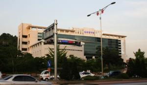 Ilsan - Image: Ilsandonggu cityhall