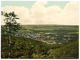 Ilsenburg about 1900