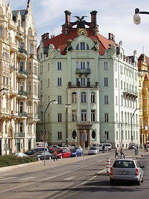 Goethe-Institut - Goethe-Institut, Prague