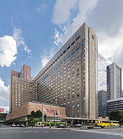Imperial Hotel, Tokyo - Wikipedia