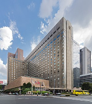 Imperial Hotel, Tokyo - The Imperial Hotel in Tokyo