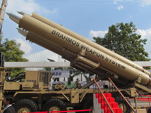 Indian Army's BrahMos Mobile Autonomous Launchers (MAL) (2)