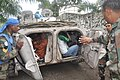 Indian contingent of MONUSCO in Goma, Congo (8229514372).jpg