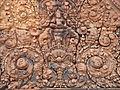 Indra sur Airâvana (Banteay Srei, Angkor) (6843503801).jpg