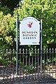 Information board at entrance to Dunedin Botanic Garden.jpg