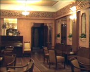 Interior Paragon Café Katoomba