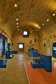 Interior de l'hospital del castell de santa Bàrbara, Alacant.JPG