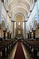 Interior of Sacred Heart Church, Budapest.JPG