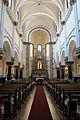 Interior of Sacred Heart Church, Budapest.JPG
