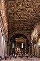 Interior of Santa Maria Maggiore (Rome) 09.jpg