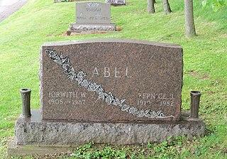 Iorwith Wilbur Abel American labor leader