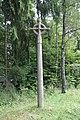 Irenkreuz an der Staatsstraße 2288 zwischen Bischofsheim und Sandberg II.jpg