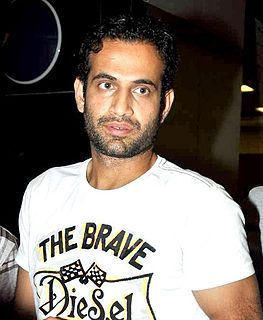 Irfan Pathan Indian cricketer