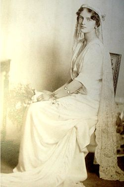Irina Yusupova wedding day.jpg