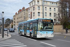 Image illustrative de l'article Transports urbains de l'agglomération de Bourg-en-Bresse
