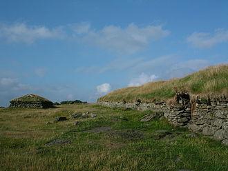 Stavanger - Iron Age farm