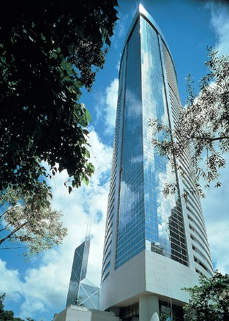 Island Shangri-La - Image: Island Shangri La, Hong Kong Tower