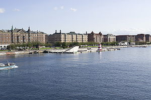Islands Brygge - Islands Brygge waterfront