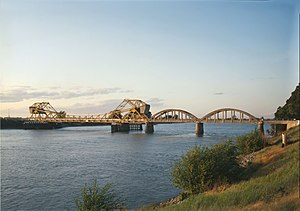 California State Route 160 - The 1923 Isleton Bridge
