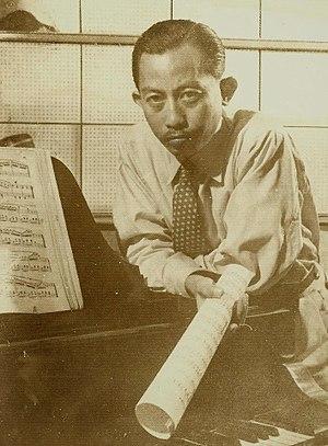 Ismail Marzuki - Ismail Marzuki, unknown year