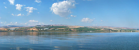 Sea of Galilee - Wikim...