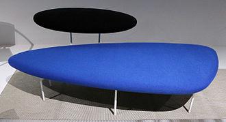 Itsuko Hasegawa - Sofa by Itsuko Hasegawa, Musée national d'art moderne, Paris