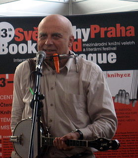 Ivan Mládek Czech musician and comedian