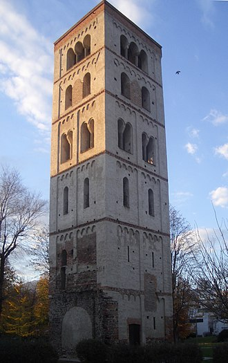 Francesco Maria Ferrero di Lavriano - Image: Ivrea Torre Santo Stefano