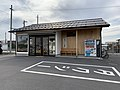 Iwaki-Asakawa Station, East Japan Railway Company, April 2020.jpg