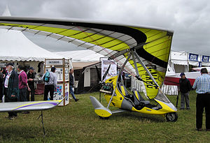 Air Creation Tanarg - Air Creation Tanarg with the Air Creation iXess wing