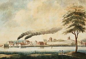 1796 in Sweden - J.G. Meijer Bergsund 1796