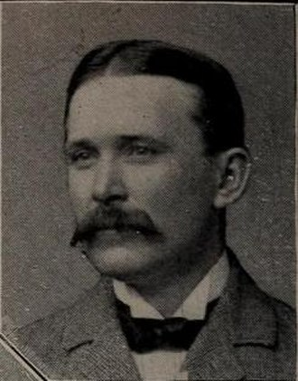 J. Earl Wagner - Wagner in the 1899 Spalding guide