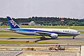 JA707A B777-281ER ANA All Nippon NRT 10JUL01 (7046343187).jpg
