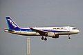 JA8391 A320-211 ANK Air Nippon KIX 19MAY03 (8401739940).jpg