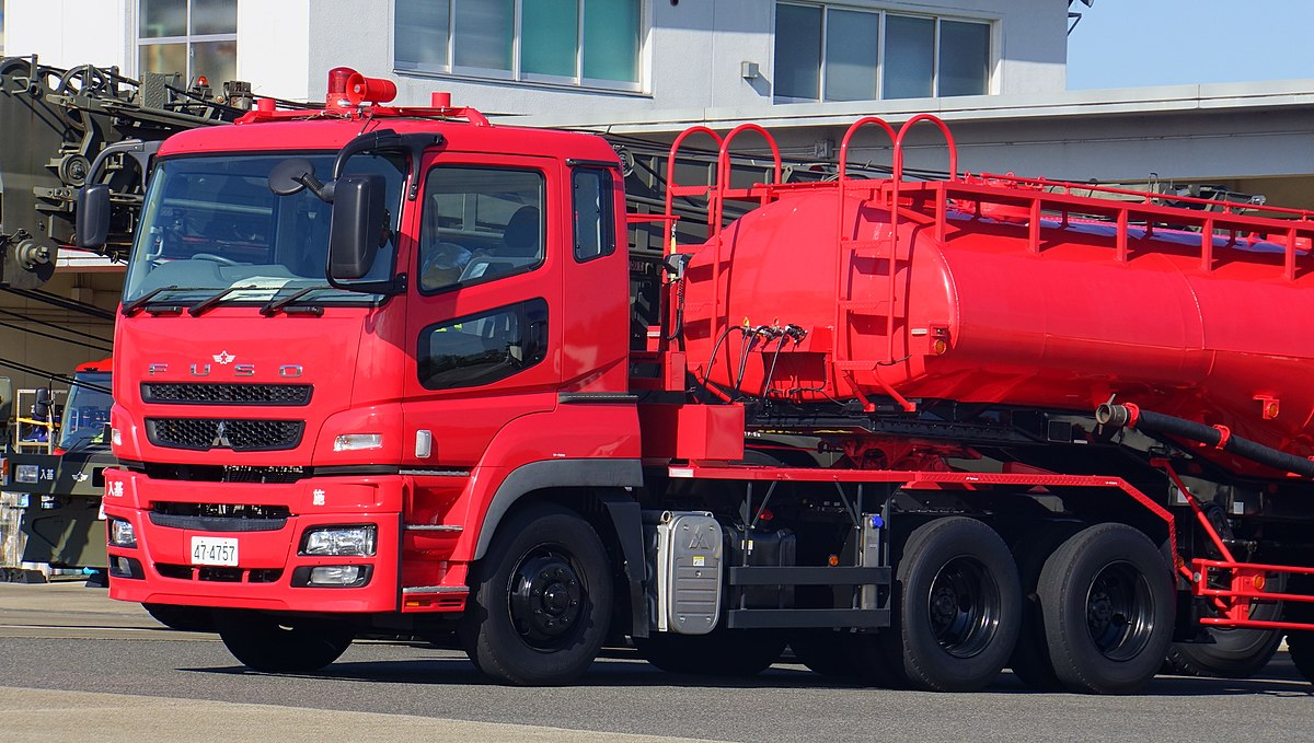 Images for > Mitsubishi Fuso The Great Fp