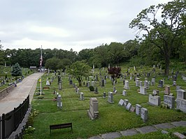 Jersey City and Harsimus Cemetery