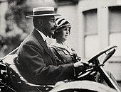 Photo des époux Astor.