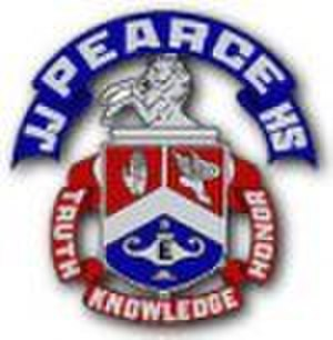 J. J. Pearce High School - Image: JJP seal