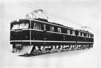 JNR Class EH10 - EH10 16