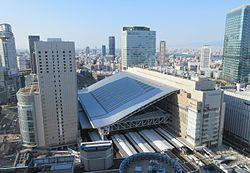 「大阪駅 写真」の画像検索結果
