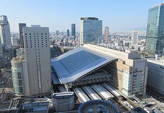 Ōsaka Station - Osaka Station