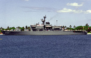 JS Katori in Pearl Harbor, -1 Jul. 1991 a.jpg