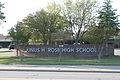 J H Rose High School Greenville NC.JPG