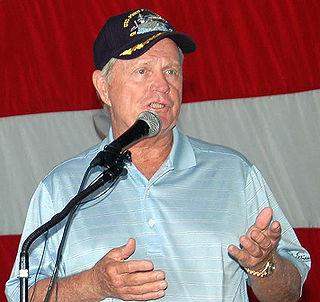 Jack Nicklaus American golfer