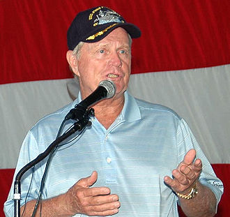 Jack Nicklaus - Nicklaus in September 2006
