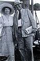 Jack and Charmian in Vera Cruz 1914.jpg